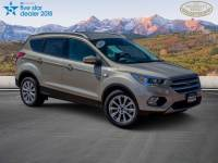Pre-Owned 2018 Ford Escape Titanium With Navigation