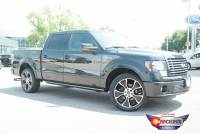 Pre-Owned 2012 Ford F-150 Harley-Davidson With Navigation