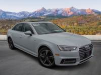 Pre-Owned 2018 Audi A4 AWD