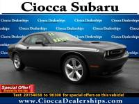 Used 2015 Dodge Challenger R/T Plus For Sale in Allentown, PA