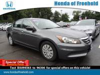 Pre-Owned 2011 Honda Accord Sdn LX Front Wheel Drive 4dr Car