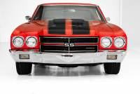 1971 Chevrolet Chevelle Red 1970 SS conversion