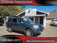 2005 Honda Pilot EX-L 4dr EX-L for sale in El Dorado CA