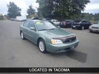 Used 2004 Subaru Legacy L w/35th Anniversary Edition for Sale in Tacoma, near Auburn WA