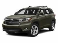 2015 Toyota Highlander Limited FWD V6 Limited