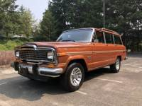 Pre-Owned 1982 JEEP WAGONEER BROUGHAM SUV