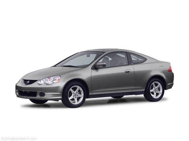 Photo Used 2002 Acura RSX For Sale  Triadelphia WV