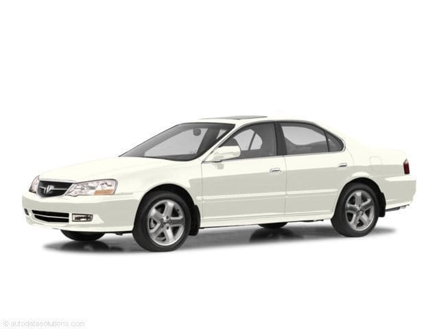 Photo Used 2003 Acura TL For Sale  Jacksonville FL