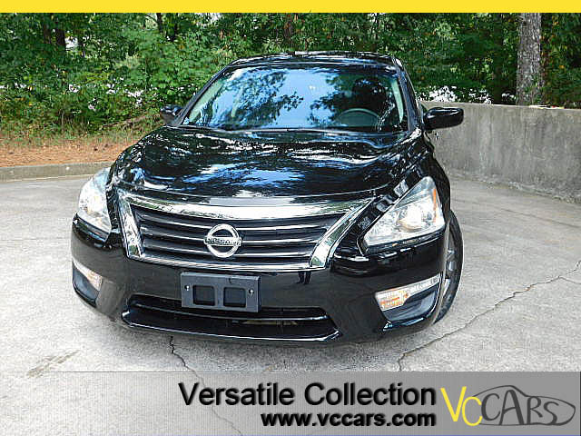 Photo 2015 Nissan Altima 2.5 S Sports Package