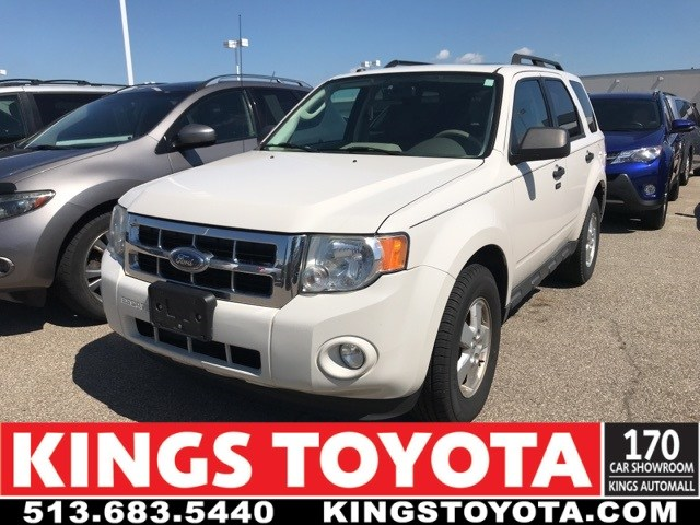 Photo Used 2010 Ford Escape XLT Sport Utility in Cincinnati, OH