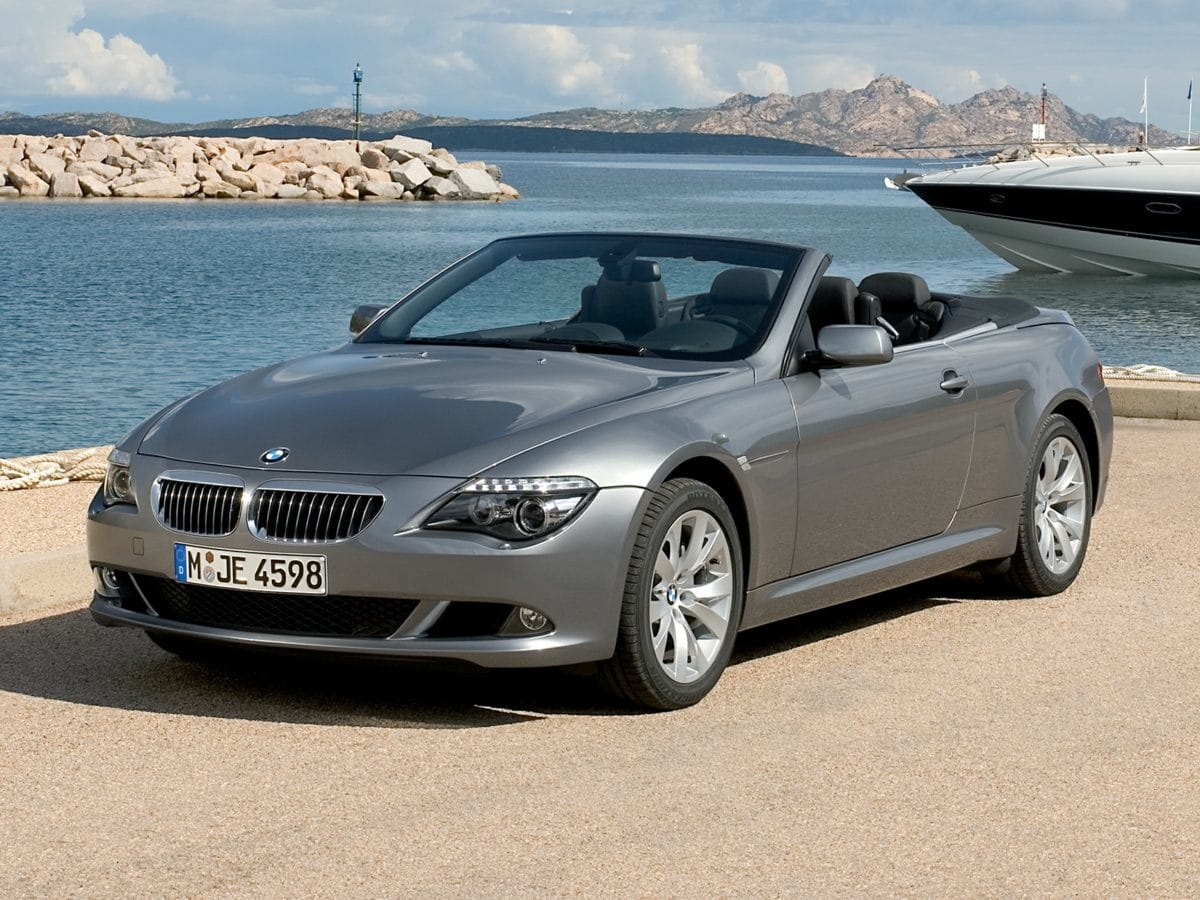 Photo 2008 BMW 6 Series 650i Convertible In Clermont, FL