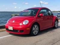 2004 Volkswagen New Beetle Turbo S 1.8L