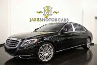 2016 Mercedes-Benz S-Class Maybach S600**EXECUTIVE REAR SEATS**REFRIGERATOR**ONLY 4K MILES