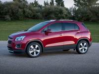 Pre-Owned 2015 Chevrolet Trax LT FWD 4D Sport Utility