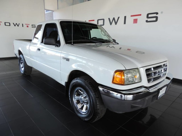 Photo 2003 Ford Ranger XLT 3.0 V6 2-Wheel Drive