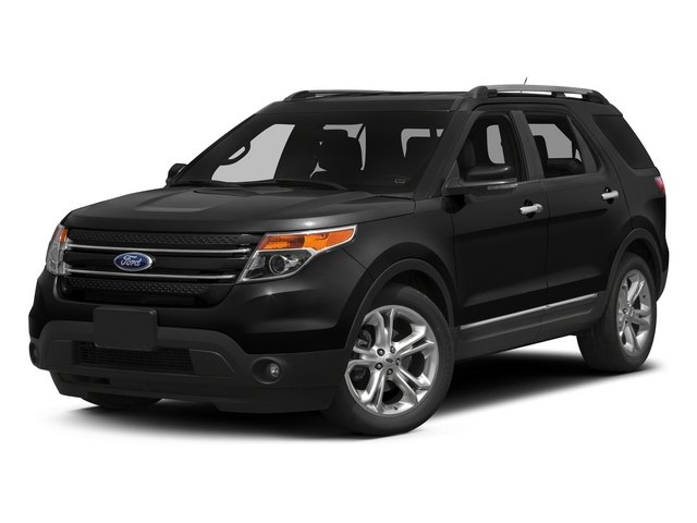 Photo 2015 Ford Explorer Limited - Ford dealer in Amarillo TX  Used Ford dealership serving Dumas Lubbock Plainview Pampa TX