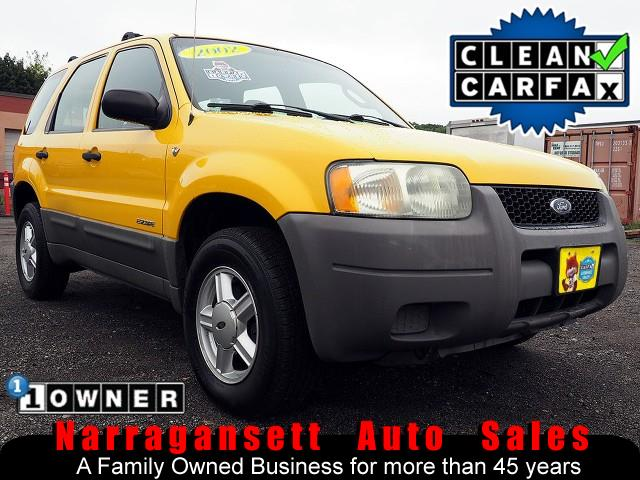 Photo 2002 Ford Escape XLS Auto Air Full Power 1-Owner Only 106K