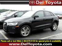 Used 2018 Audi Q3 Premium For Sale | Serving Thorndale, West Chester, Thorndale, Coatesville, PA | VIN: WA1ECCFS3JR013128