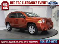 Pre-Owned 2010 Jeep Compass Sport SUV Front-wheel Drive Fort Wayne, IN