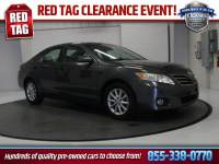 Pre-Owned 2011 Toyota Camry XLE Sedan Front-wheel Drive Fort Wayne, IN
