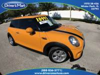 Used 2014 MINI Hardtop Cooper  For Sale in Winter Park, FL   WMWXM5C5XET935889