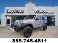 2015 Jeep Wrangler Unlimited 4WD Rubicon 4x4 SUV in Baytown, TX Please call 832-262-9925 for more information.