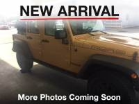 2013 Jeep Wrangler Unlimited Moab 4WD Moab *Ltd Avail*