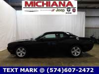 Certified Used 2014 Dodge Challenger SXT Coupe near South Bend & Elkhart