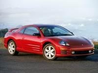 2002 Mitsubishi Eclipse GS Coupe
