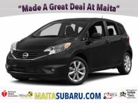 Used 2014 Nissan Versa Note SV Available in Sacramento CA