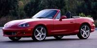 Pre-Owned 2004 Mazda MX-5 Miata MAZDASPEED RWD Convertible