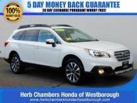 2016 Subaru Outback 2.5I Limited SUV in Westborough, MA