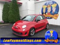 2013 FIAT 500 Abarth Hatchback FWD