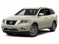 2015 Nissan Pathfinder SV 4WD SV *Ltd Avail*