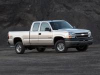 2005 Chevrolet Silverado 2500HD 4WD Extended Cab Stan Extended Cab