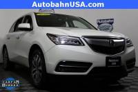 2016 Acura MDX 3.5L SH-AWD w/Technology & Entertainment SUV in the Boston Area