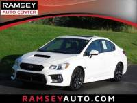 Certified Pre-Owned 2018 Subaru WRX Premium Manual near Des Moines, IA