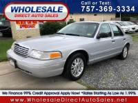 2003 Ford Crown Victoria 4dr Sdn LX