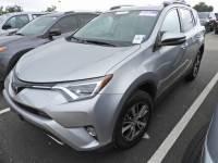 2018 Toyota RAV4 XLE Navigation, Sunroof, Smart Key & BS Monitor SUV Front-wheel Drive 4-door