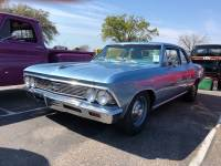 1966 Chevrolet Chevelle -2 post-Mint Condition-4 Spd FROM SOUTH CAROLINA -SEE VIDEO