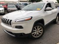 Used 2014 Jeep Cherokee Limited SUV in Bowie, MD