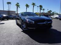 Pre-Owned 2013 Mercedes-Benz SL-Class SL 550 Rear Wheel Drive SL 550 2dr Convertible
