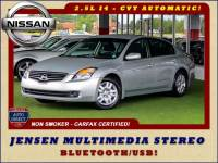 2009 Nissan Altima 2.5 S - JENSEN MULTIMEDIA STEREO - BLUETOOTH/USB!