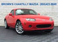 2008 Mazda MX-5 Miata Grand Touring w/Suspension and Premium Package in Chantilly