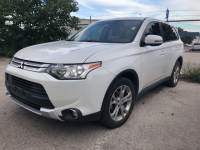 Used 2015 Mitsubishi Outlander SE SUV For Sale Austin TX
