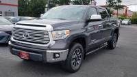 Used 2016 Toyota Tundra Limited Truck CrewMax 4x4 for Sale in Riverhead, NY