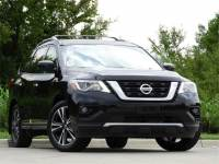 Certified 2017 Nissan Pathfinder Platinum SUV For Sale in Frisco TX