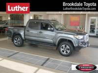2017 Toyota Tacoma TRD Sport Double Cab 5 Bed V6 4x4 AT