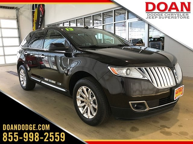Photo Used 2013 Lincoln MKX AWD SUV in Rochester, NY