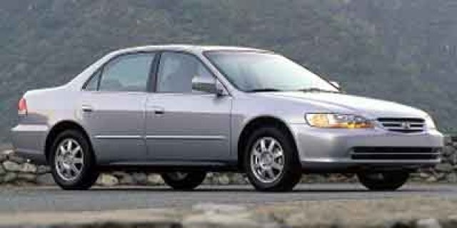 Photo Used 2002 Honda Accord Sdn SE Sedan in Miami